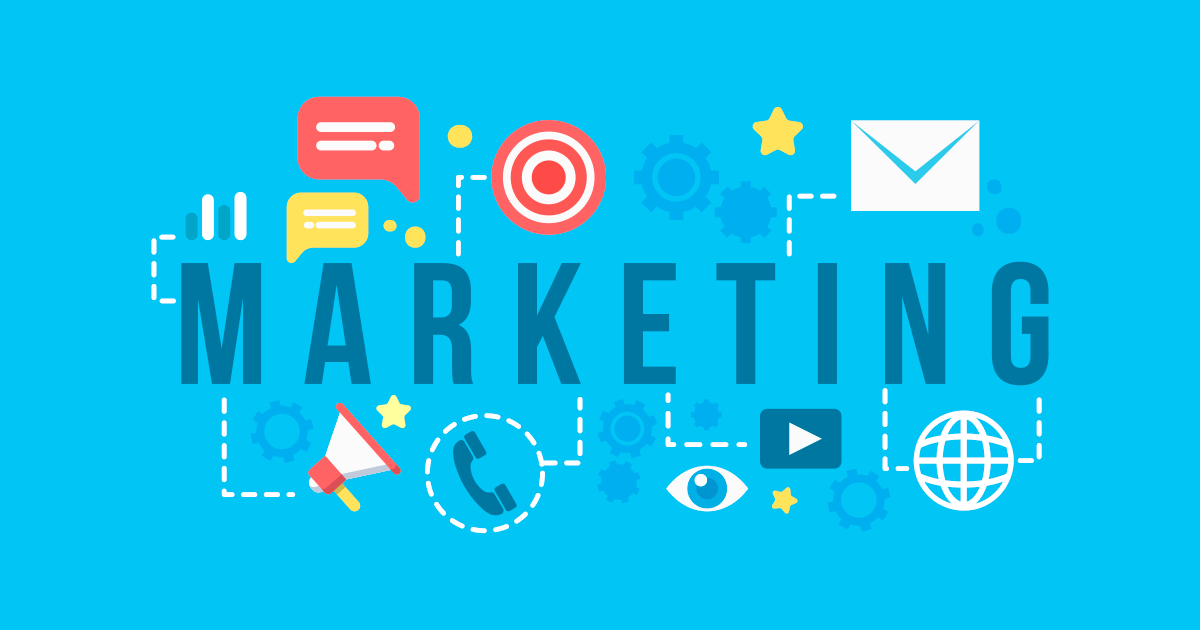 Online Marketing icoon